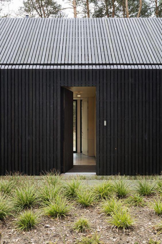 Een houten huis, een plek onder de zon - De Standaard