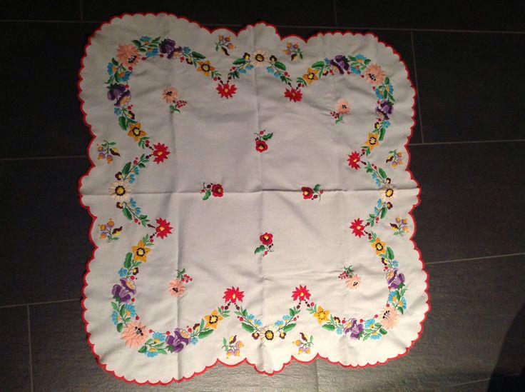 Hongaars borduurwerk