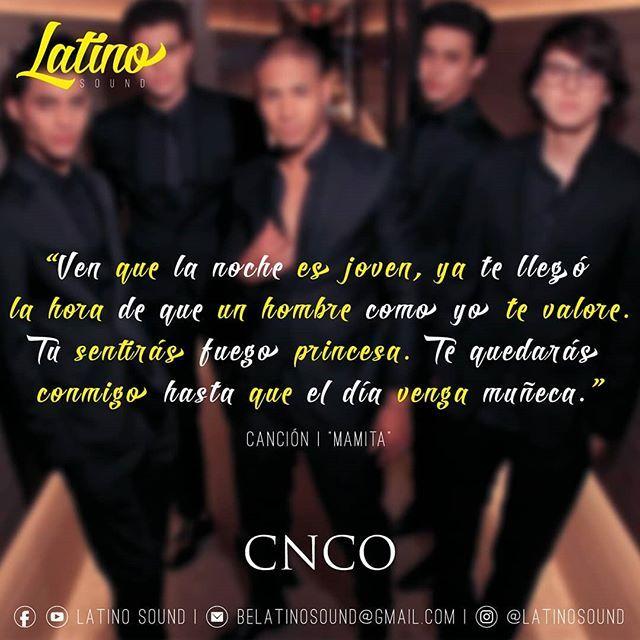 "Reposting @latinosound: Canción | ""Mamita""  @cncomusic  Comenta sin pena 👇👇👇 #LatinoSound #latino #latinos #latina #Music #Musica #singer #artist #sing single #song #cuba #rd #pr #usa #colombia"