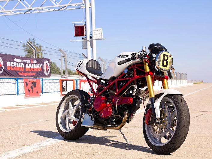 Pinterest Ducati Cafe Racer