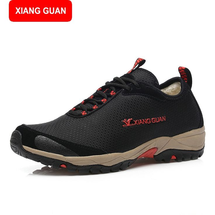 52.91$  Buy here - http://alirah.shopchina.info/go.php?t=32716369970 - XIANG GUAN Brand Outdoors Boots Mountain Hiking Shoes Sports Waterproof Outdoor Climbing Men's Boots Shoes Trekking Boot 3412  #shopstyle