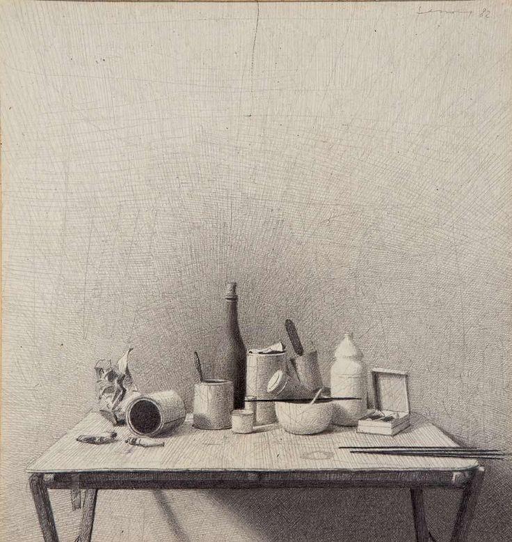 gianfranco-ferroni oggetti