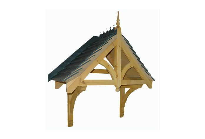 Porch Roof Bracket Support Canopy Products Durotile