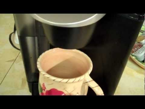 Fix K Cup Coffee Maker : Keurig, Coffee maker and To fix on Pinterest