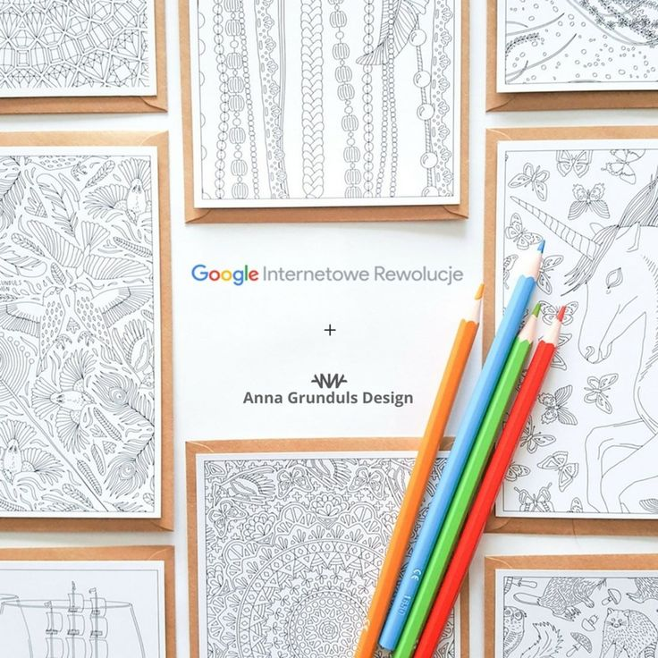 """I'm very happy to announce that I partnered with Google for a project called """"Internetowe Rewolucje""""! For the next 3 months I'll be actively working with a Google Associate and fellow Entrepreneur on really awesome stuff for you! Think freebies sales contests and opportunities to connect with other colorists! Excited yet? Save this pin for later!"""
