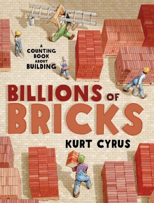 A counting book that leads readers through the day in the life of construction workers building with bricks.