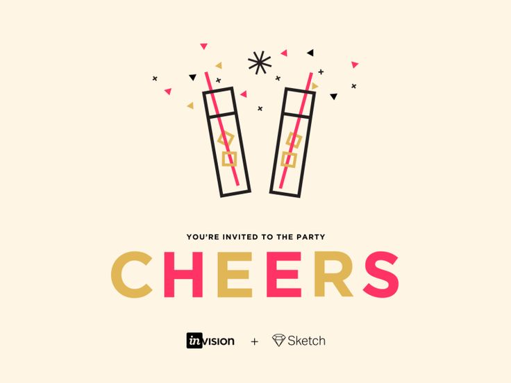 Come out and join Sketch and InVision at our  2015 holiday party  in Amsterdam!  Press L to show some love  Follow the InVision Team  Not collaborating with InVision yet? Sign Up - Free Forever!