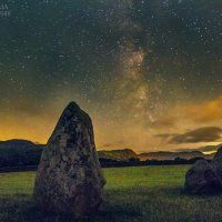 Castlerigg Milky Way