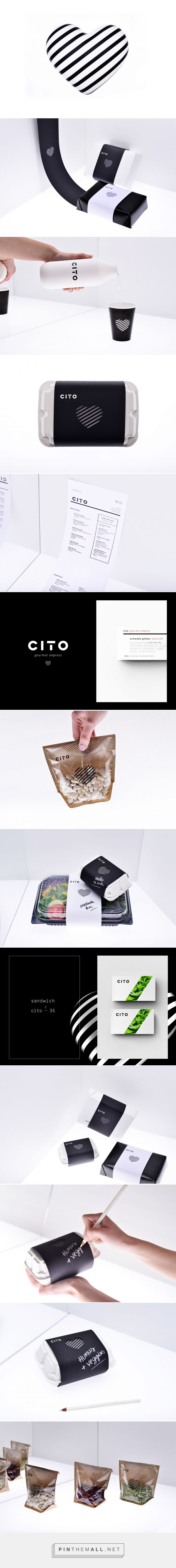Cito Food Packaging by Estudio Yeyé ®   Fivestar Branding Agency – Design and Branding Agency & Curated Inspiration Gallery