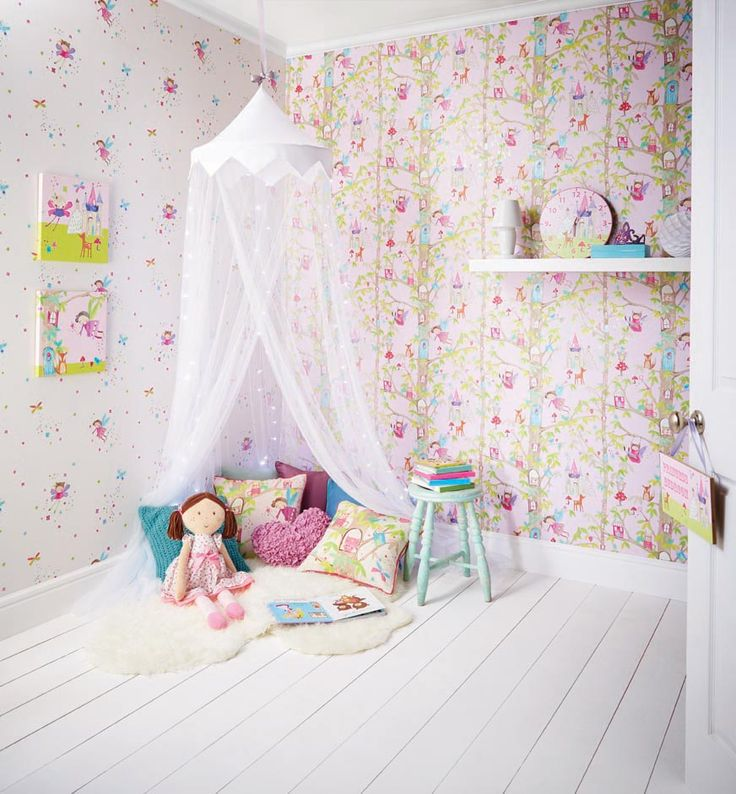 25+ Best Ideas About Girls Fairy Bedroom On Pinterest