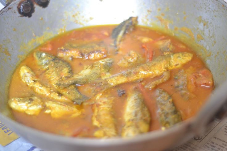 Maacher Jhol ( Bengali Fish Curry) http://secretindianrecipe.com/recipe/maacher-jhol-bengali-fish-curry > #indianfood #indianrecipes #recipes #indianspice #homecooking #cooking #food