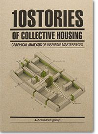 For the first time ever, a+t research group has conducted an analysis of ten inspiring masterpieces through drawings and texts highlighting the most important contributions made by each of the architects towards developing desirable housing. The book recognizes masters such as Ignazio Gardella, Jean Renaudie, Ralph Erskine and Fumihiko Maki, among others, who defended their own personal vision of architecture, a far reach from dogmatism and closer to users. Each story is a journey through…