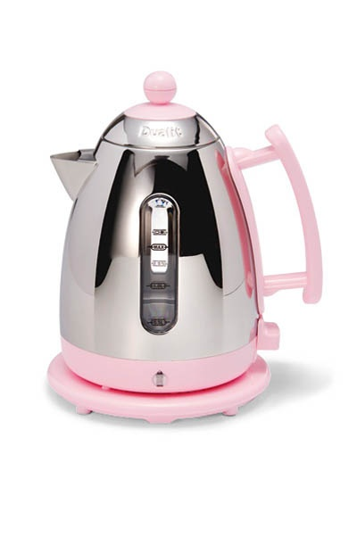 pink kettle