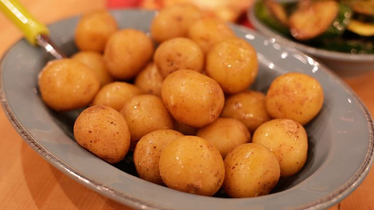 Sunny Anderson's 2 Ingredient Potatoes Recipe | Rachael Ray Show