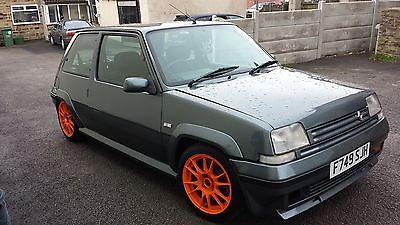 Renault 5 Gt Turbo - http://classiccarsunder1000.com/archives/44706