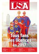 N° 2441 : Auchan accélère et se structure en Russie ; Carrefour passe à l'offensive en Pologne ; La réussite des cuisines Fournier ; Cabaïa secoue le vente de bonnets ; Sephora allège son empreinte carbone ; Tous fans des licences en 2017 ; Comment les smartphones français se font une place.