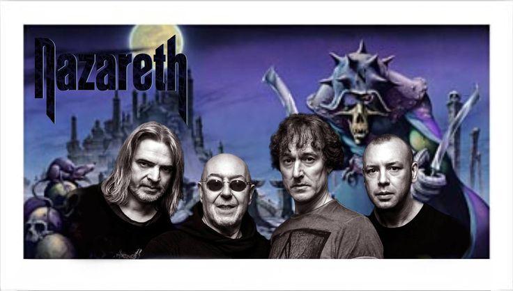 58 Best Images About Nazareth Band On Pinterest Trevor