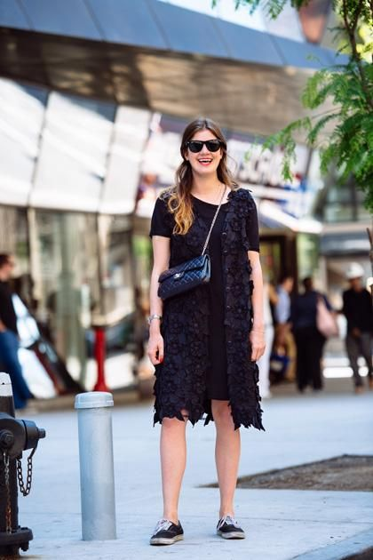 Student street style: Victoria Studying Design and Management at Parsons School of Design