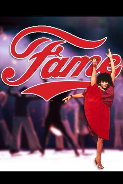 Fame (1982) Poster