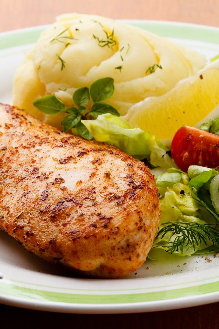 Weight Watchers Lemon and Herb Chicken Breasts