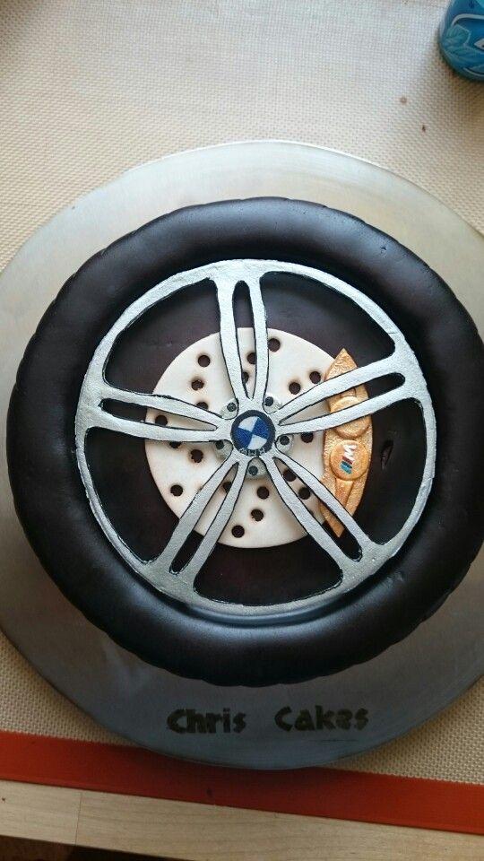BMW M6 reifen..