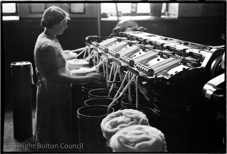 Bolton Worktown 1937 Humphrey Spender