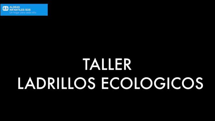 Ecoaldeas. Taller de Ladrillos Ecológicos on Vimeo
