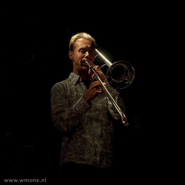 Haarlem Jazz 2011  by Wouter Moné