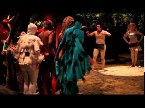 O ÉDEN - Cia Teatral Bola de Neve