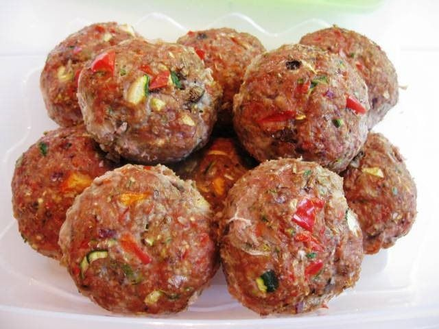 Simply Filling Turkey Meatloaf Muffins
