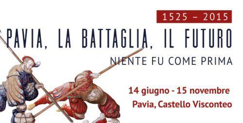 A 490 anni dalla Battaglia di Pavia, la città ricorda il cruciale scontro tra le armate francesi e quelle spagnole con una mostra allestita ...