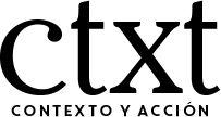 Logo de CTXT. Contexto y Acción