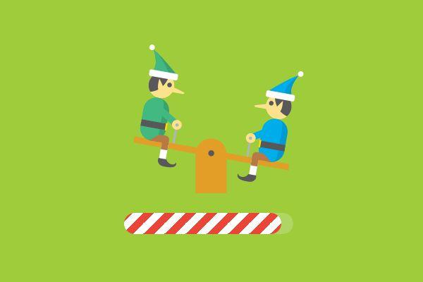 A simple animation can often be enough Haraldur Thorleifssons Santa Tracker for Google