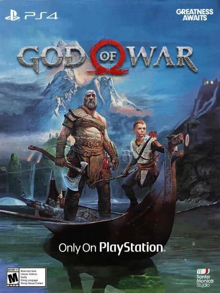 Juego Ps4 God Of War God Of War Pinterest God Of War Kratos