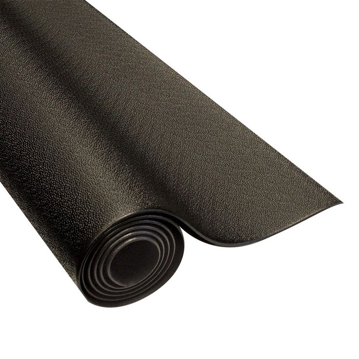 Rubber Treadmill Mat | from hayneedle.com