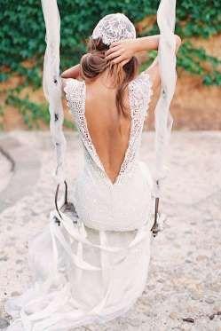 Robe Claire Pettibone -> Voir le pin - Fournis par Glamour