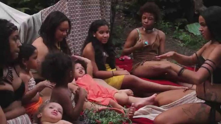 """Young Girls"" Princess Nokia Directed by Milah Libin and Destiny Frasqueri Director of Photography Travis Libin Produced by Elizabeth ""Bruja"" Perez Edited by..."