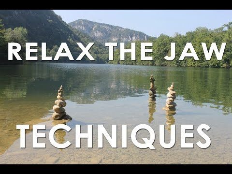 Relaxing the Jaw & Tinnitus - Also for night time teeth clenching