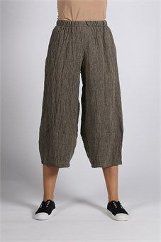 Lulu Pant By J Generation In Tobacco