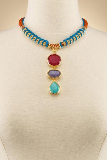 Antalya Necklace