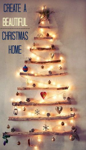 Create a Beautifully Decorated Home this Christmas