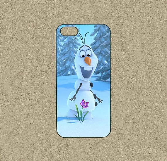 iphone 5c case,iphone 5c cases,iphone 5s case,cool iphone 5c case,iphone 5c over,iphone 5 case--Frozen,Olaf,in plastic,silicone. by Ministyle360, $14.99