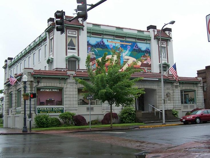 Centralia, Washington