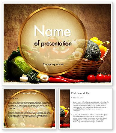 http://www.poweredtemplate.com/11441/0/index.html Vegetable Basket PowerPoint Template