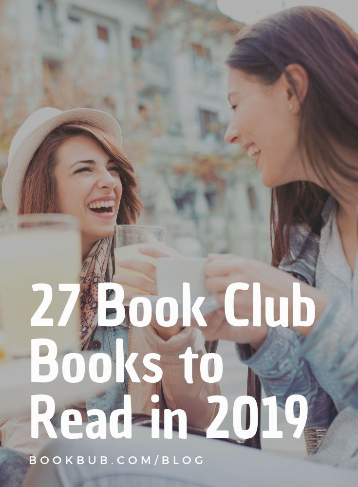 27 Novels Your Book Club Will Love This WinterBookBub