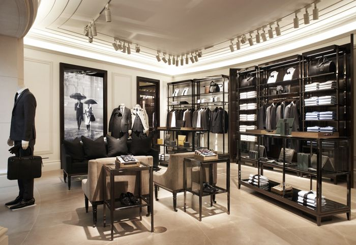 Burberry Flagship Store London Google Search Retail