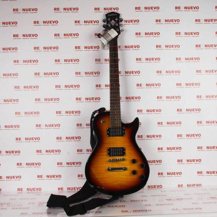 Guitarra eléctrica WASHBURN#guitarra electrica# de segunda mano#washburn