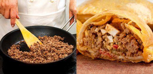 Las empanadas de carne son una comida bien típica de la Argentina y hay un sinfín de variantes a la hora de preparar el relleno. Acá te contamos una manera fácil y muy sabrosa para que la tengas en cuenta.