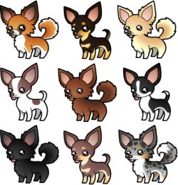 cute Chihuahua cartoons   Here you'll find a selection of cartoon Chihuahua products from ...