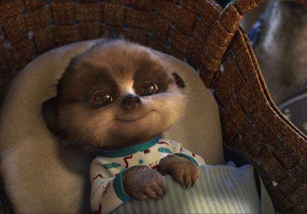 Knitting Pattern For Baby Oleg : 17 best images about Meerkats on Pinterest The alchemist, Jokes and Our girl